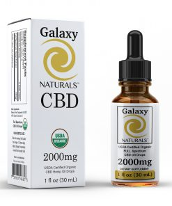 Galaxy Naturals 2000mg CBD